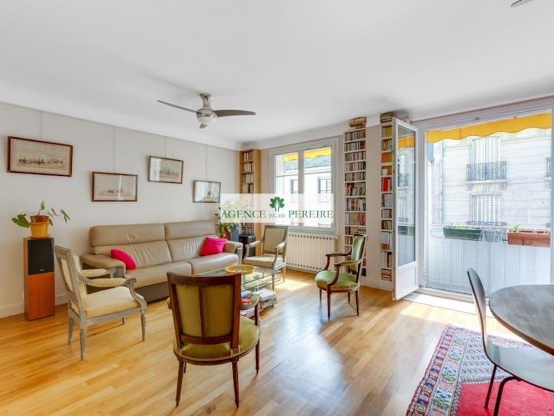 Vente appartement Paris 17ème 835000€ - Photo 1