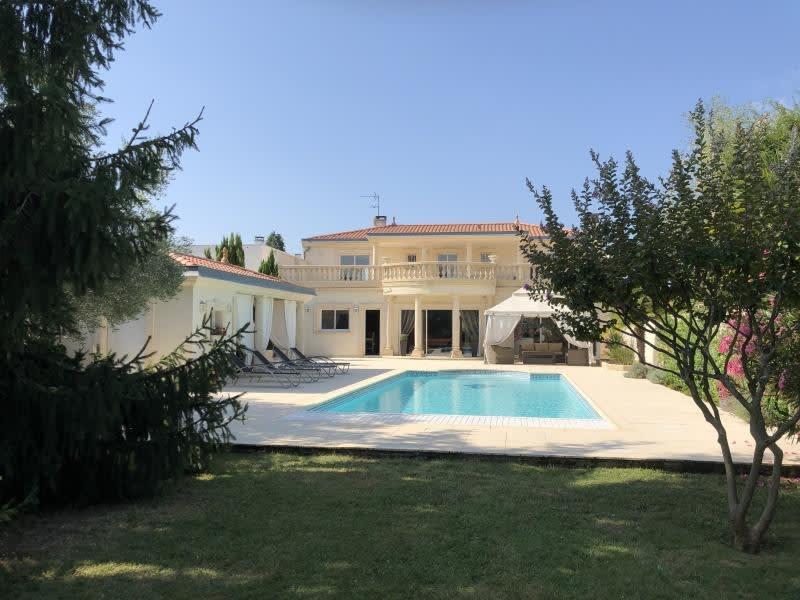 Sale house / villa Merignac 1480000€ - Picture 1