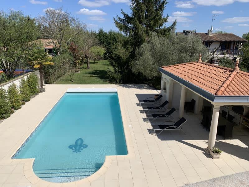 Sale house / villa Merignac 1480000€ - Picture 2