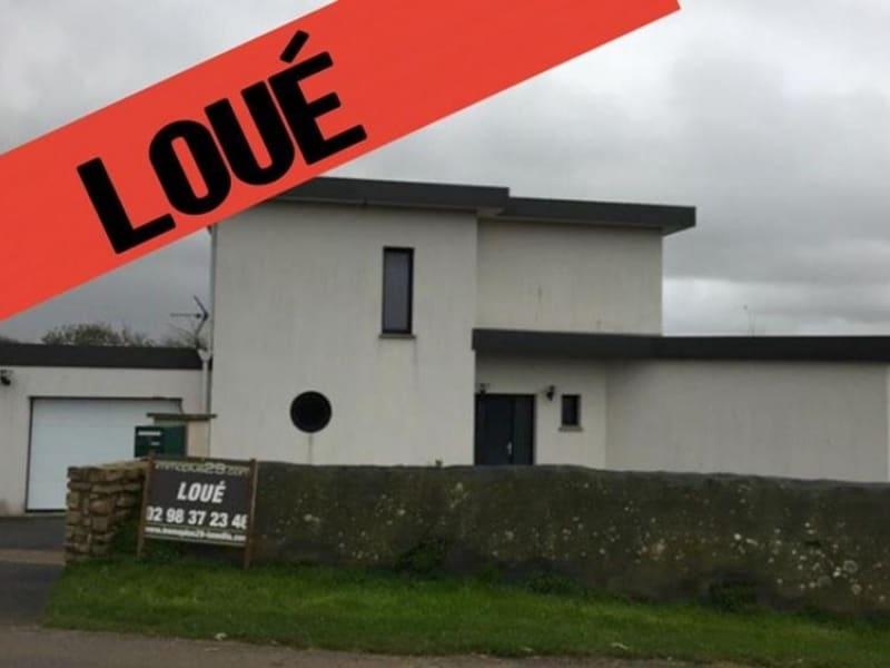 Rental house / villa Lannilis 880€ CC - Picture 1