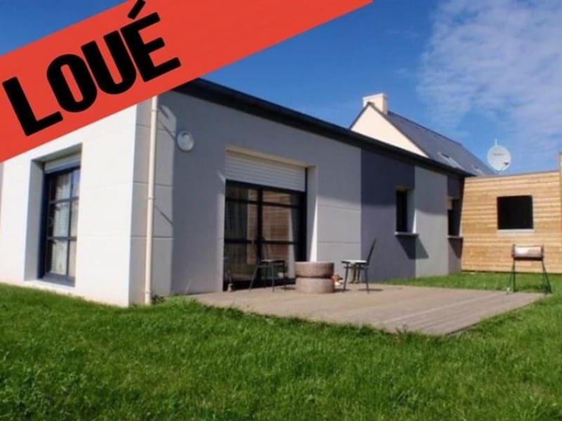 Rental house / villa Lannilis 650€ CC - Picture 1