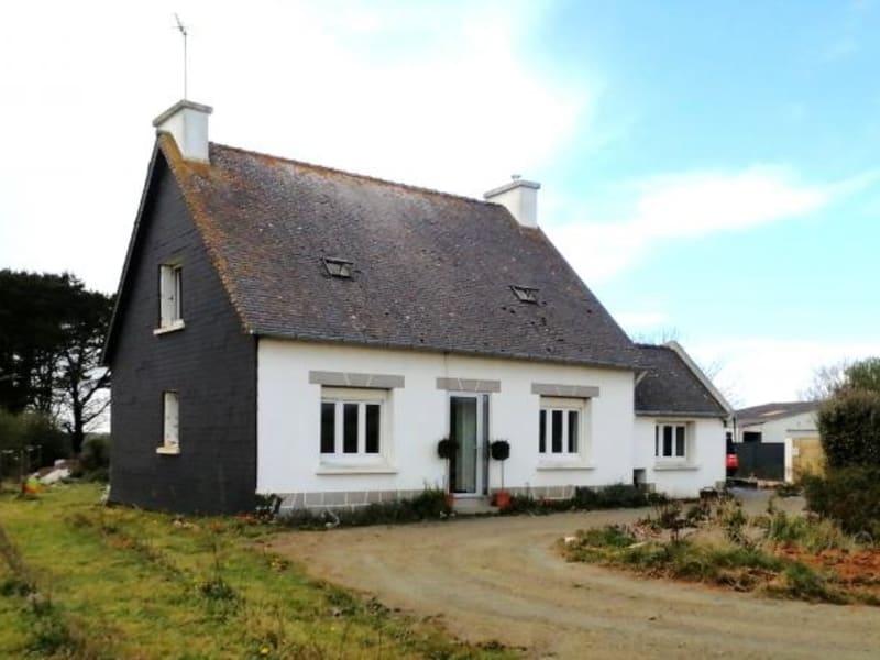 Sale house / villa Plouider 165000€ - Picture 1