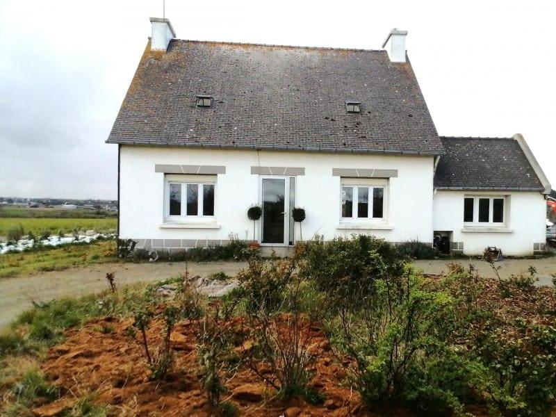 Sale house / villa Plouider 165000€ - Picture 2