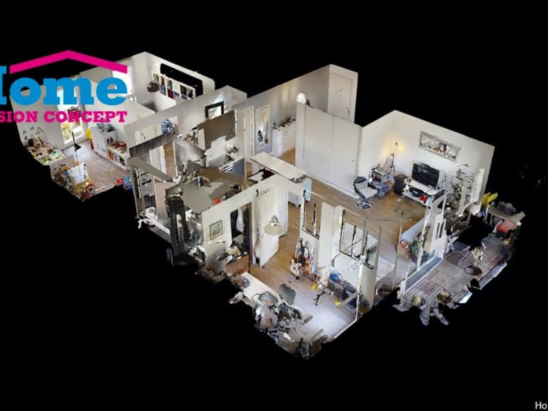 Sale apartment Nanterre 510000€ - Picture 9