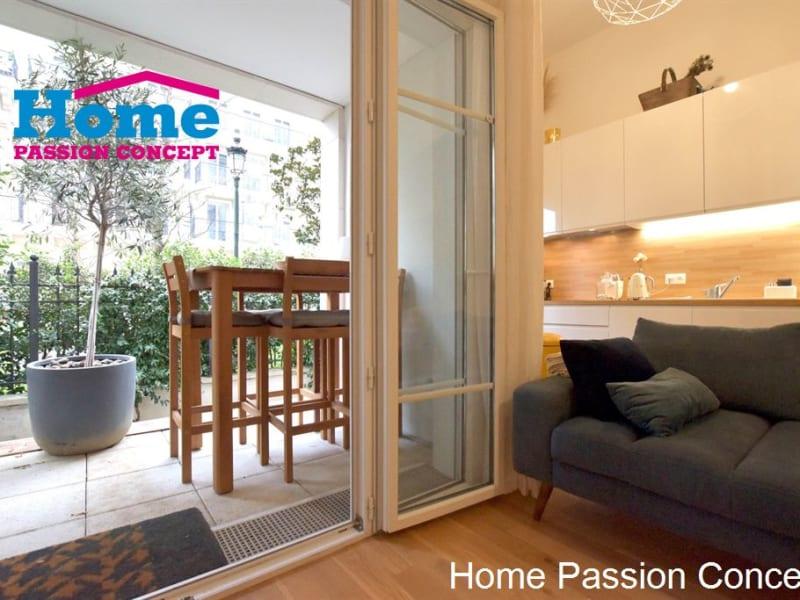 Sale apartment Puteaux 619000€ - Picture 2
