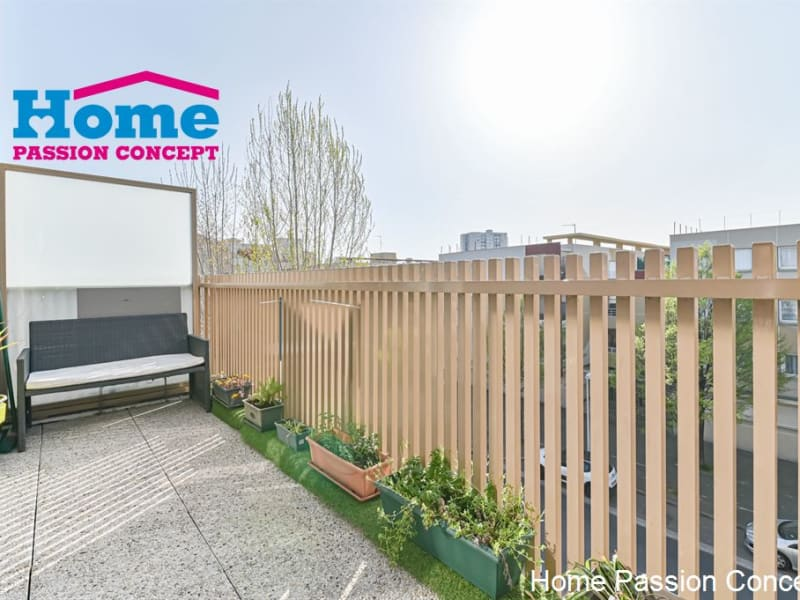 Sale apartment Colombes 409000€ - Picture 2