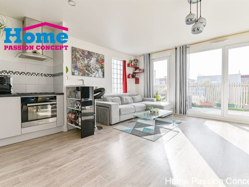 Sale apartment Colombes 409000€ - Picture 3