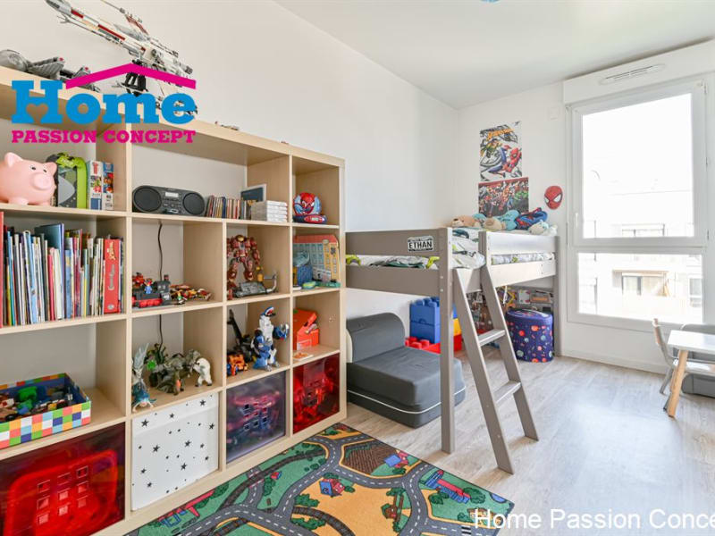 Sale apartment Colombes 409000€ - Picture 10