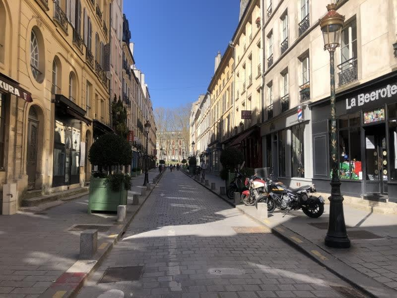 Vente appartement Versailles 162000€ - Photo 1
