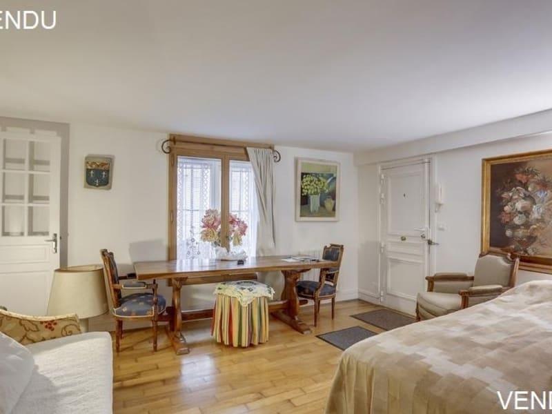 Sale apartment Versailles 320000€ - Picture 1