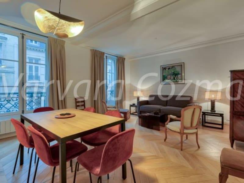 Rental apartment Paris 7ème 2250€ CC - Picture 1