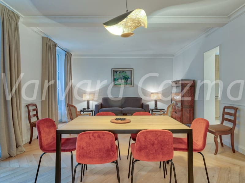 Rental apartment Paris 7ème 2250€ CC - Picture 2