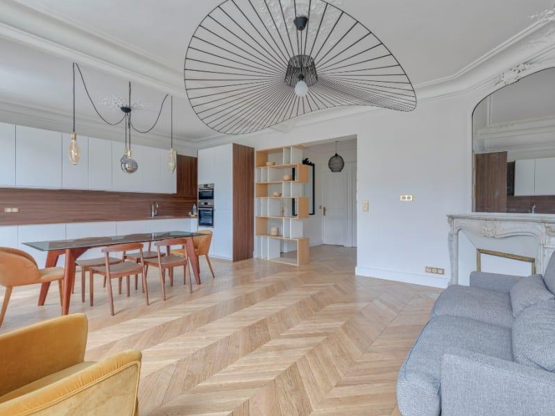 Rental apartment Paris 8ème 4000€ CC - Picture 1