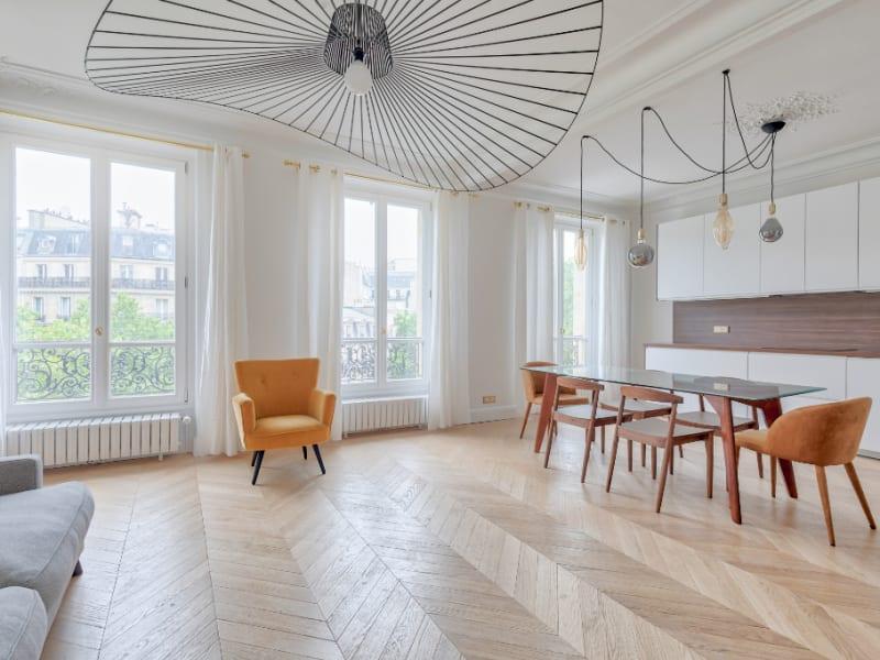 Rental apartment Paris 8ème 4000€ CC - Picture 2