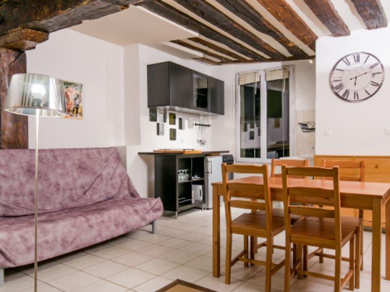 Rental apartment Paris 5ème 1150€ CC - Picture 1
