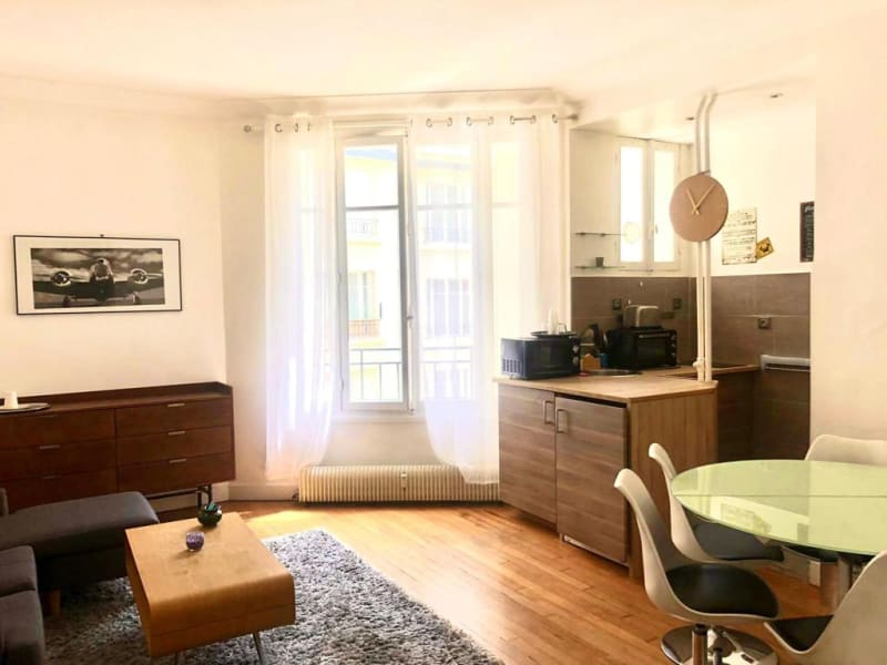 Location appartement Paris 16ème 1650€ CC - Photo 1