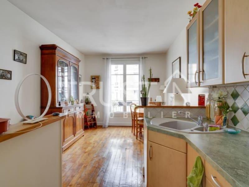 Vente appartement Paris 15ème 729000€ - Photo 1