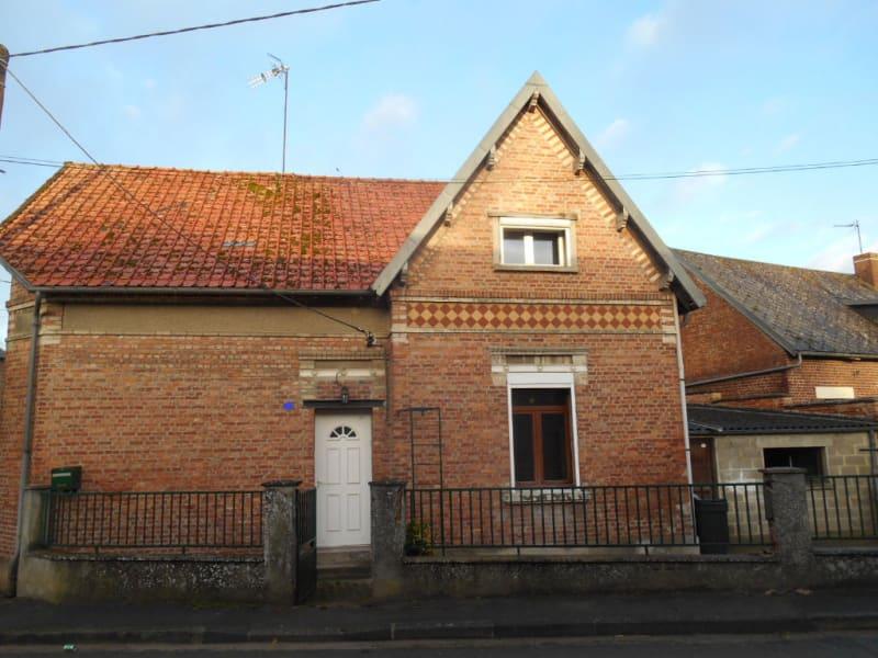 Location maison / villa Hargicourt 580€ +CH - Photo 2