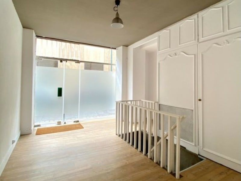 Rental empty room/storage Asnières-sur-seine 1460€ HC - Picture 2