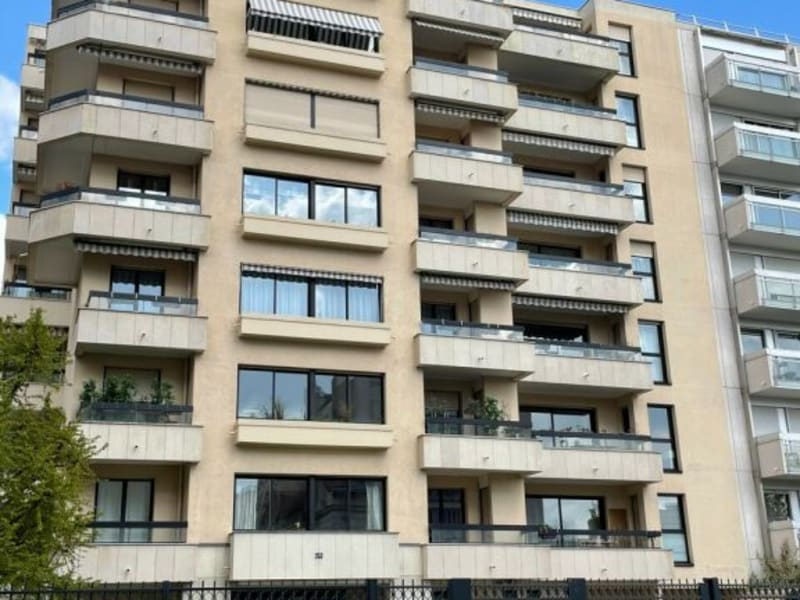 Rental parking spaces Courbevoie 96€ CC - Picture 1