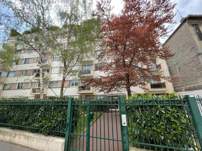 Rental parking spaces Asnières-sur-seine 96€ CC - Picture 1