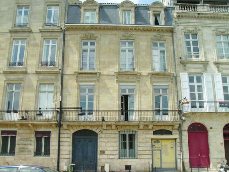 Location appartement Bordeaux 1800€ CC - Photo 1