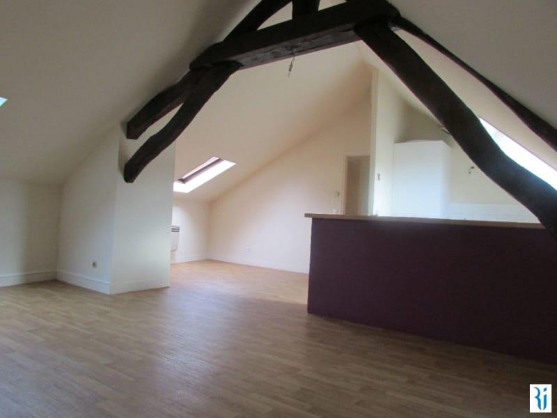 Rental apartment Rouen 551€ CC - Picture 1