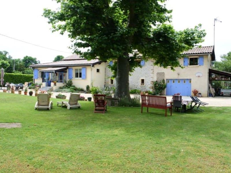 Vente maison / villa Bourg de peage 420000€ - Photo 1