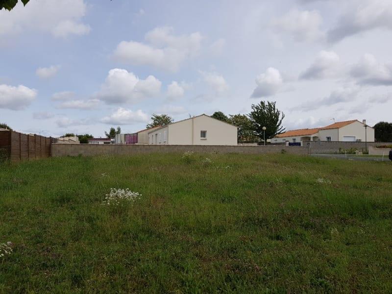 Verkoop  stukken grond Vouille les marais 34000€ - Foto 2