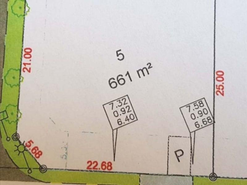 Verkoop  stukken grond Vouille les marais 34000€ - Foto 3