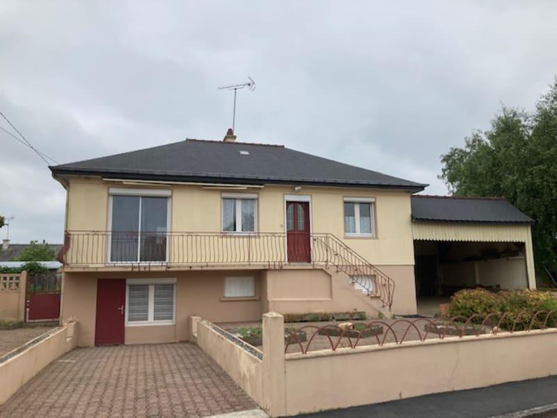 Vente maison / villa Martigne ferchaud 131125€ - Photo 1