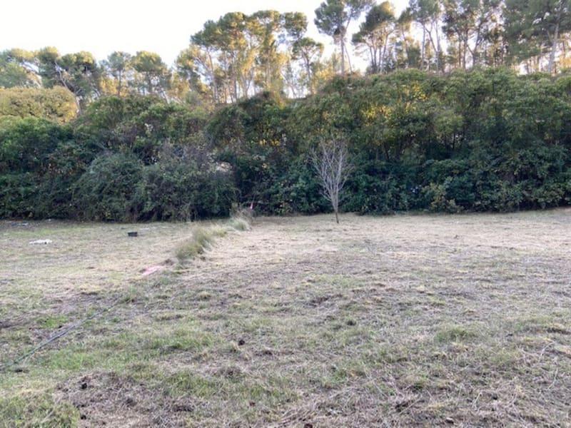 Vente terrain Aix en provence 430000€ - Photo 1