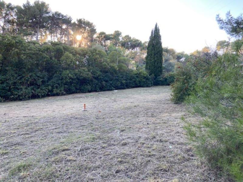 Vente terrain Aix en provence 430000€ - Photo 3