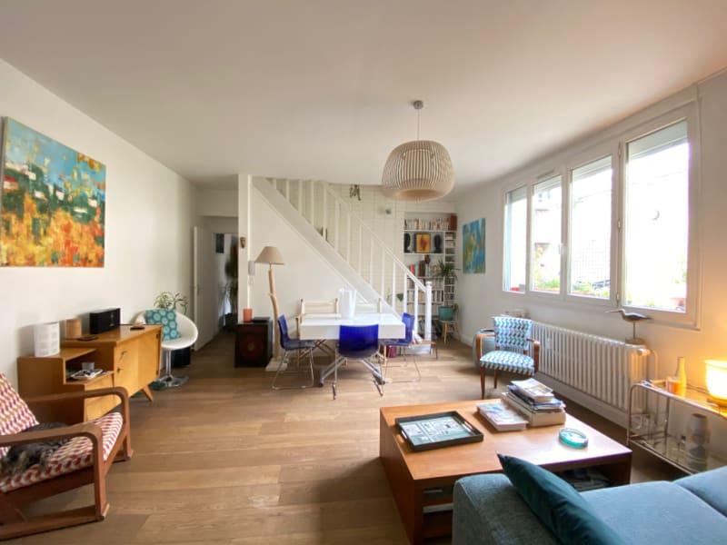 Appartement de 73.71 m² quartier gare