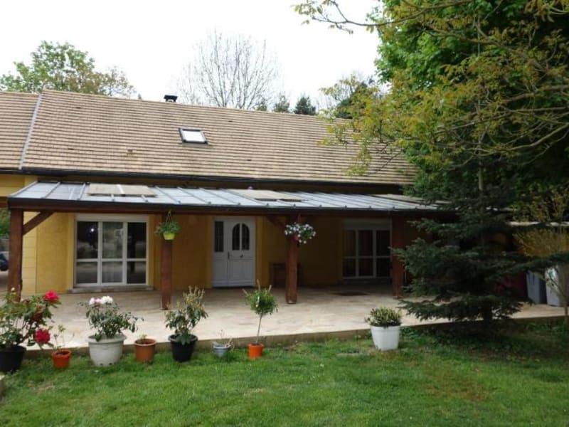 Sale house / villa Gouvernes 578000€ - Picture 1