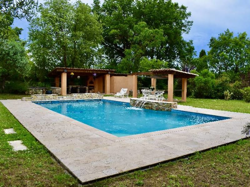 Sale house / villa Montauroux 680000€ - Picture 2