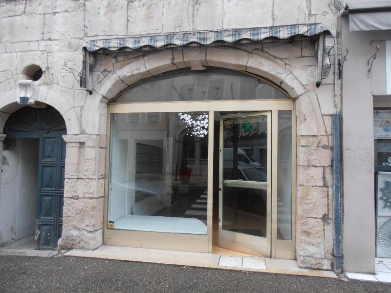 Rental empty room/storage Nantua 250€ HC - Picture 2
