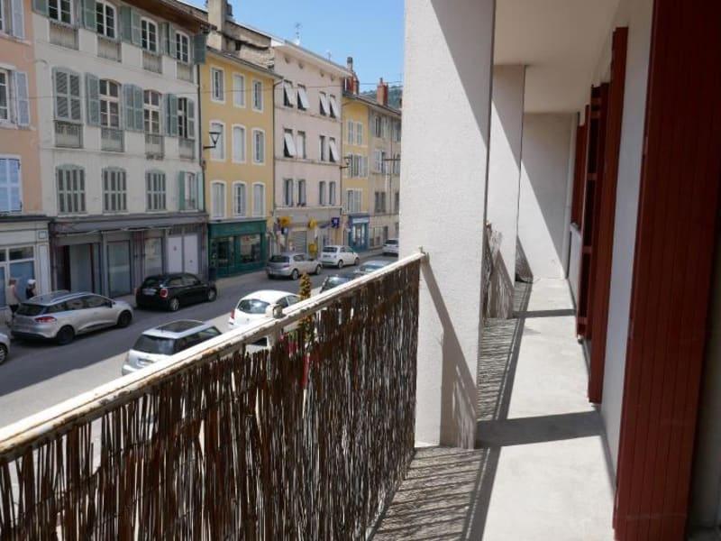 Rental apartment Nantua 600€ CC - Picture 1