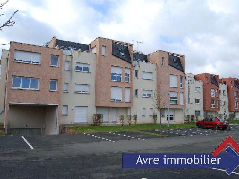 Rental apartment Verneuil d avre et d iton 474€ CC - Picture 1