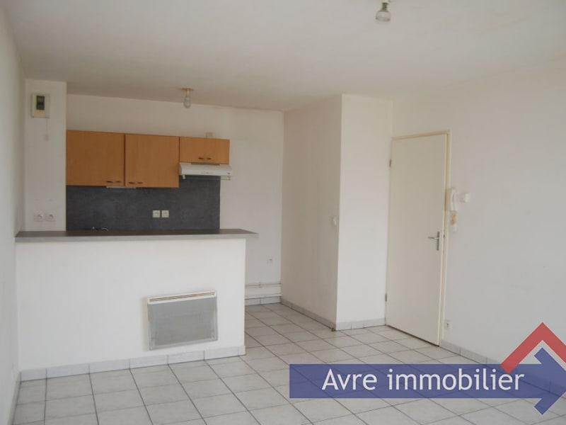 Rental apartment Verneuil d avre et d iton 474€ CC - Picture 2