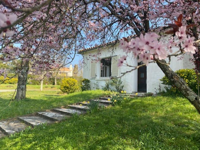 Vente maison / villa Fontenay le comte 200400€ - Photo 1
