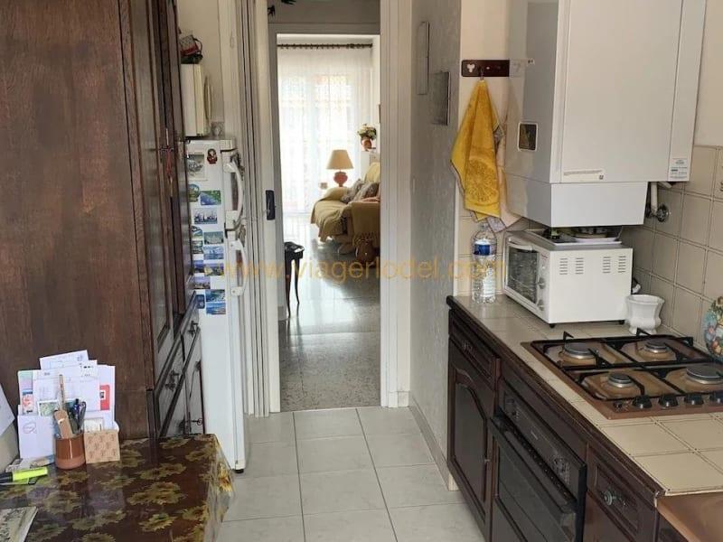 Verkauf auf rentenbasis wohnung Cagnes-sur-mer 67500€ - Fotografie 2