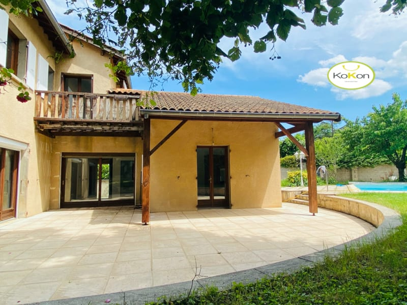 Vente maison / villa Charly 559000€ - Photo 1