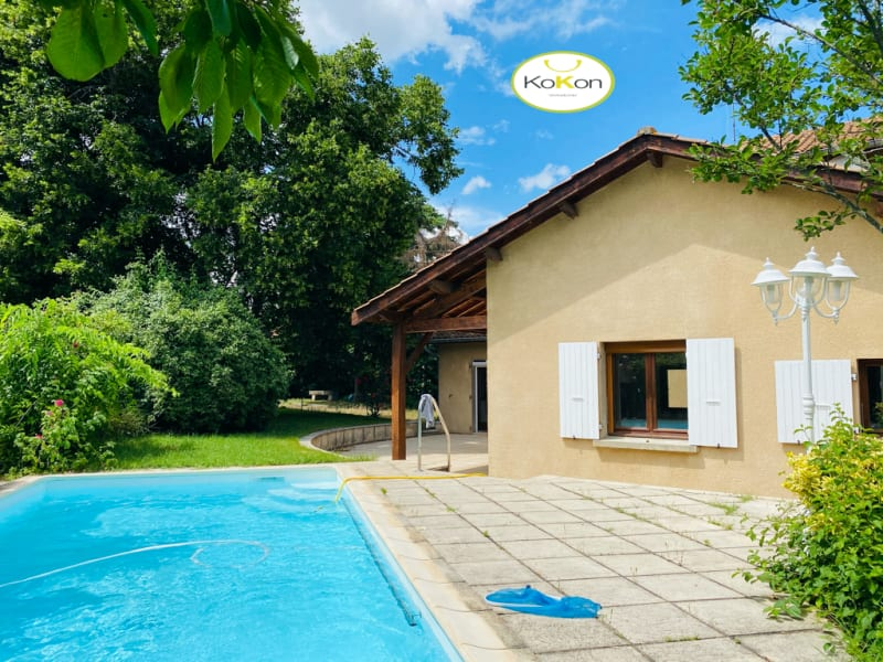 Vente maison / villa Charly 559000€ - Photo 4