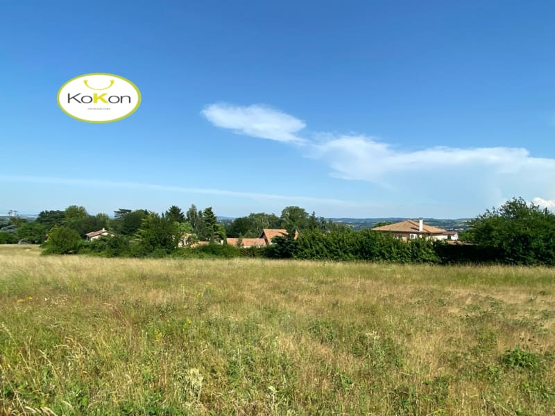 Vente terrain Charly 415000€ - Photo 3