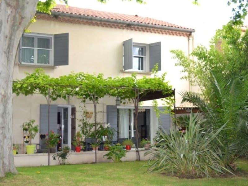 Sale house / villa Le pontet 421000€ - Picture 1