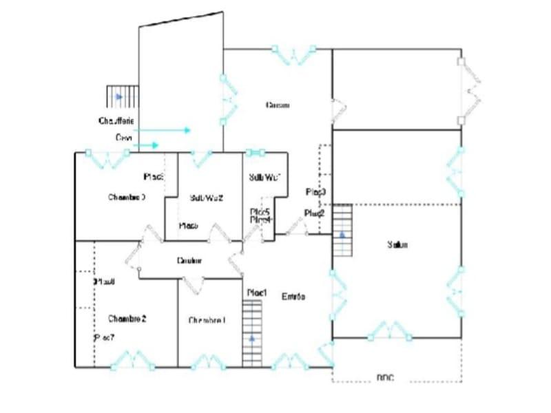 Vente maison / villa Cabries 650000€ - Photo 13