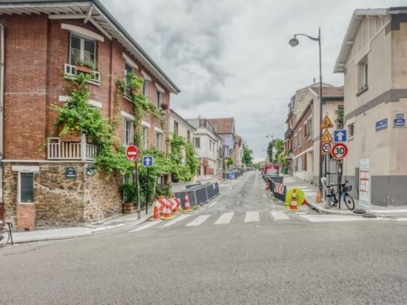 Vente appartement Paris 19ème 740000€ - Photo 1