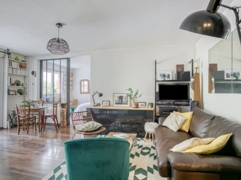 Vente appartement Paris 19ème 740000€ - Photo 3