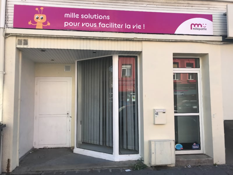 Location local commercial Saint omer 440€ HC - Photo 1
